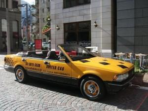 オープンカータクシー