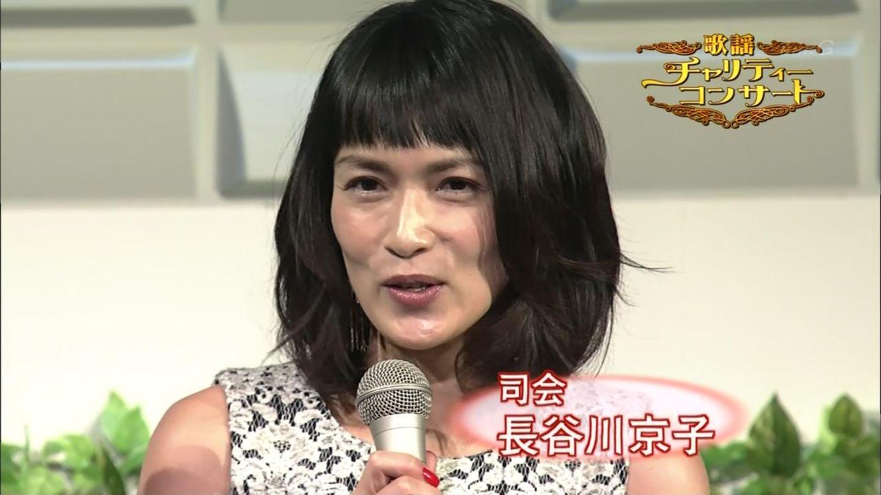 長谷川京子の司会姿